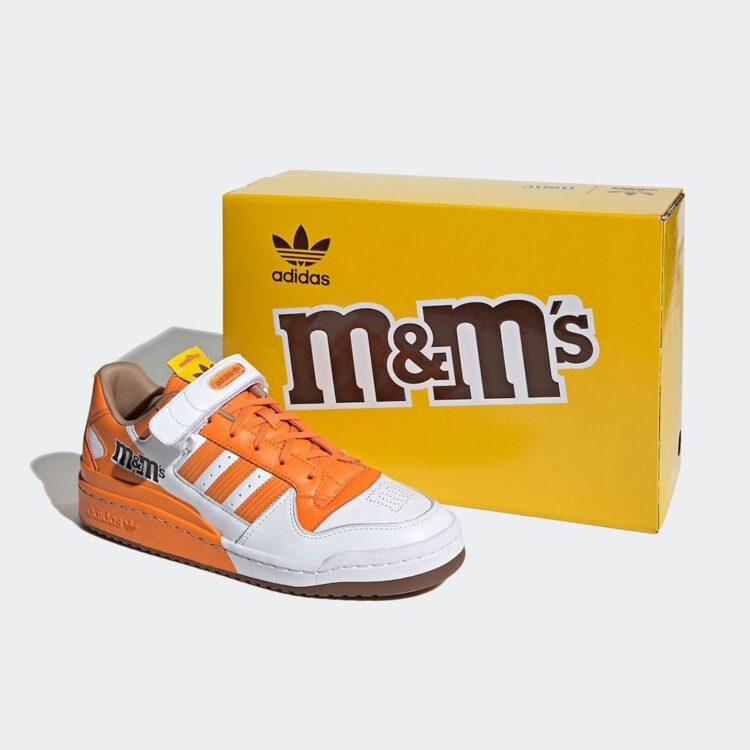 M&M's x adidas Forum Low GY6315