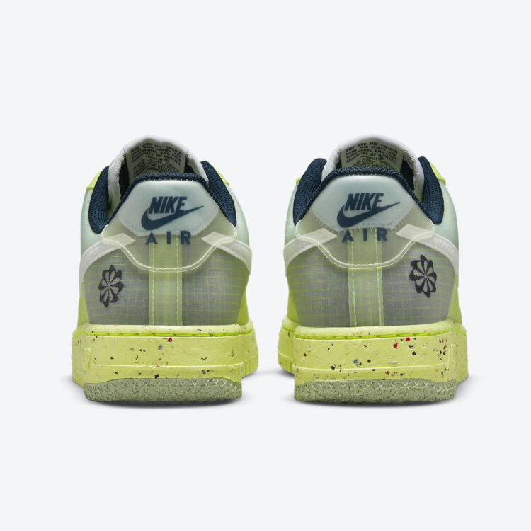 "Nike Air Force 1 Crater ""Lemon Twist"" DH2521-700"
