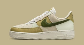 """Nike Air Force 1 Low """"Rough Green"""" DO6717-001"""