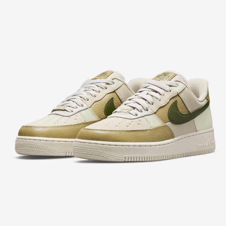 "Nike new nike air shock peach and white cake designs ""Rough Green"" DO6717-001"