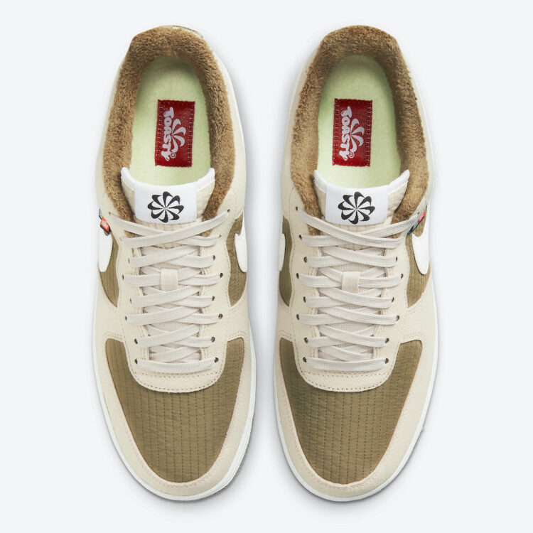 """Nike Air Force 1 Low """"Toasty"""" DC8871-200"""