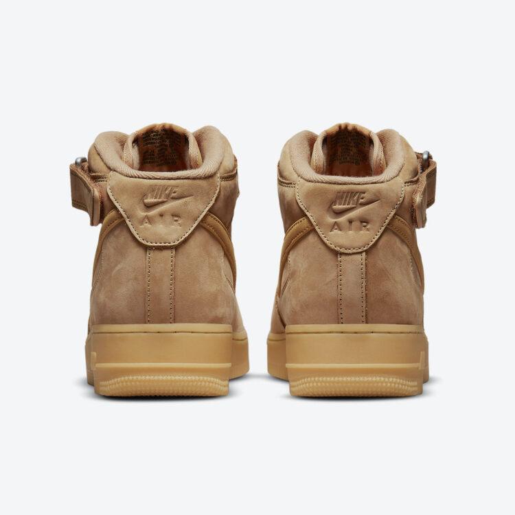 "Nike Air Force 1 Mid ""Wheat"" DJ9158-200"