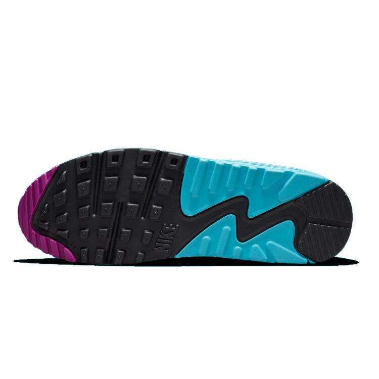 """Nike Air Max 90 """"Lagoon Blue"""" DC9412-400"""