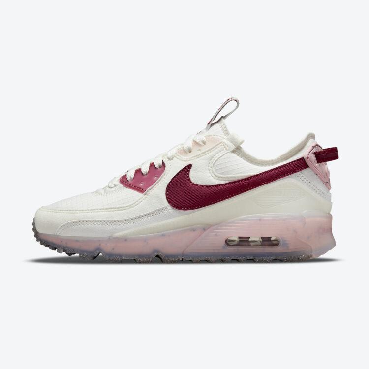 "Nike Air Max 90 Terrascape ""Pomegranate"" DC9450-100"