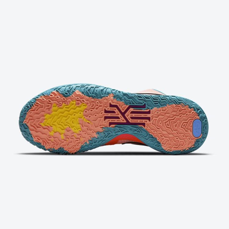"Nike Kyrie Low 4 ""1 World 1 People"" CW3985-600"