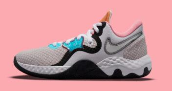 "Nike Renew Elevate 2 ""Space Jam"" CW3406-505"