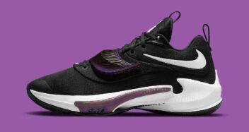"""Nike Zoom Freak 3 """"Project 34"""" DA0695-001"""