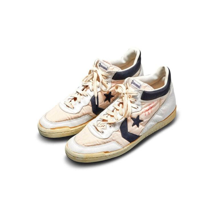 Michael Jordan 1984 Converse Fast Break Olympic Trials
