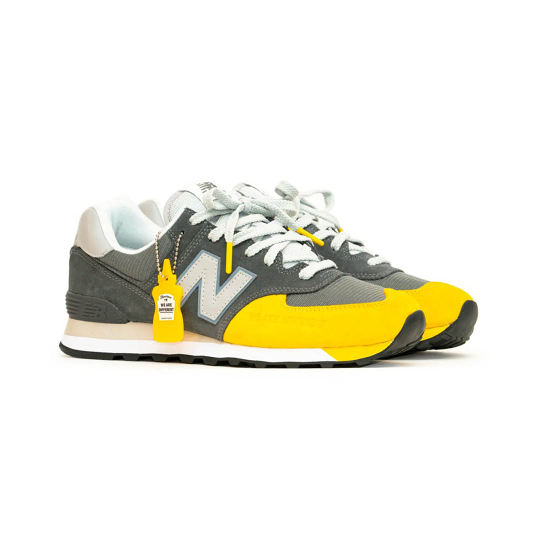 the apartment new balance mustard drip release date 02