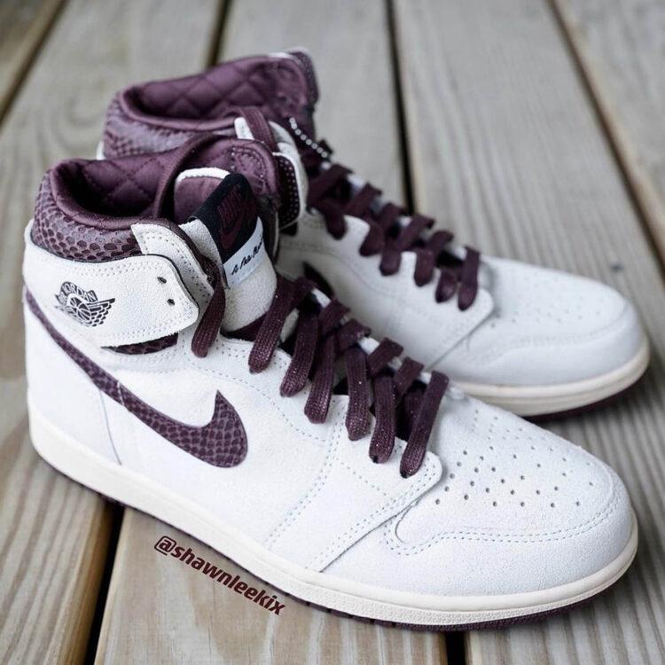 A Ma Maniere x Air Jordan 1 High OG DO7097-100