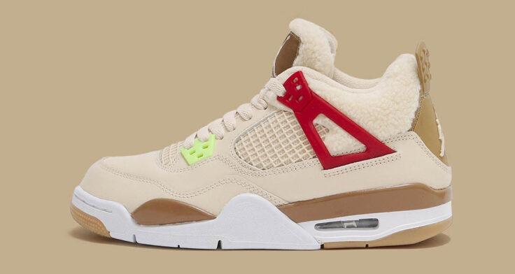 """Air Jordan 4 GS """"Where The Wild Things Are"""""""