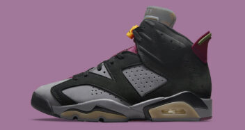 """Air Jordan 6 Retro """"Bordeaux"""" CT8529-063"""