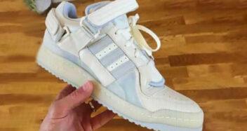 "Bad Bunny x adidas Forum Low ""White Bunny"""