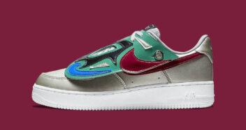 "Nike Air Force 1 Low ""Lucha Libre"" DM6177-095"