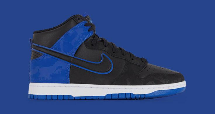 "Nike Dunk High Retro SE ""Blue Camo"" DD3359-001"