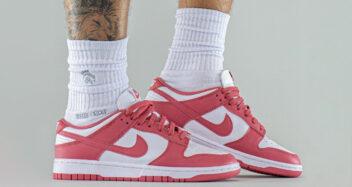 "Nike Dunk Low ""Archeo Pink"" DD1503-111"