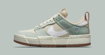 "Nike Dunk Low Disrupt ""Seafoam"" DM6866-210"