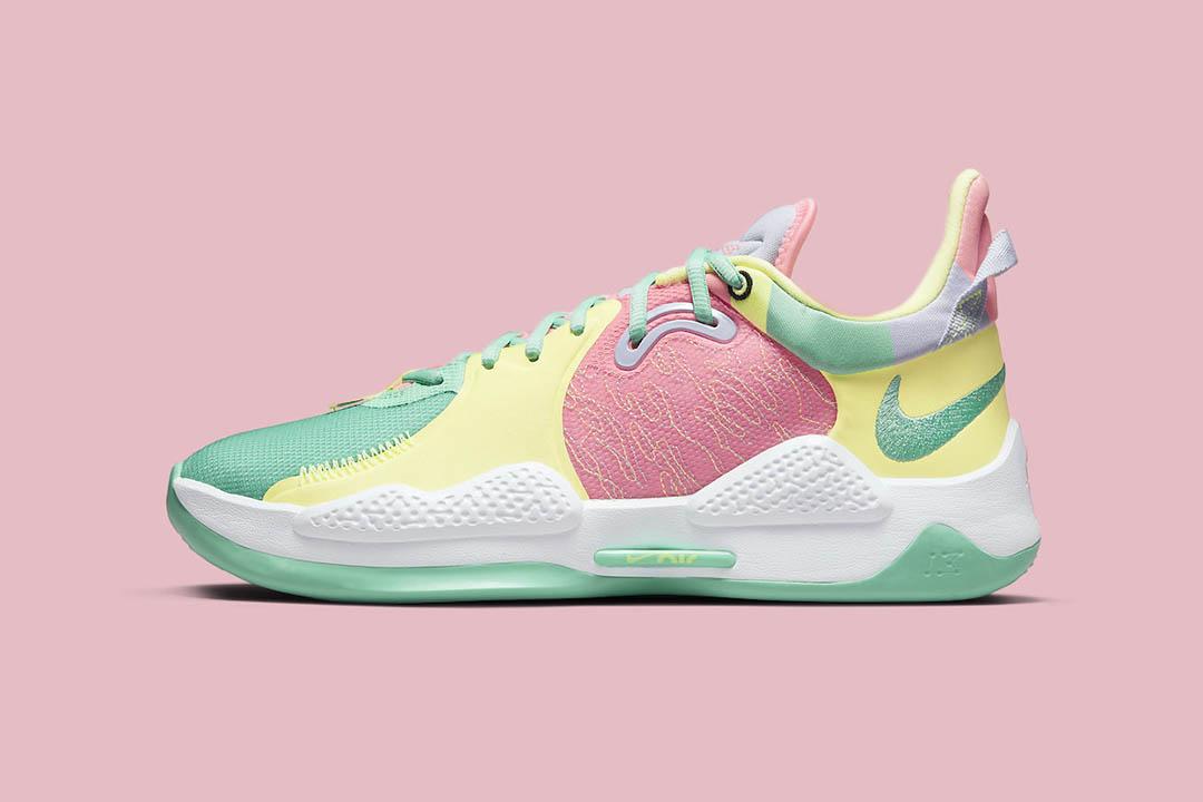 """Nike PG 5 """"Daughters"""" CW3143-301"""