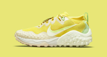 "Nike Wildhorse 7 ""Yellow Strike"" DM9470-700"