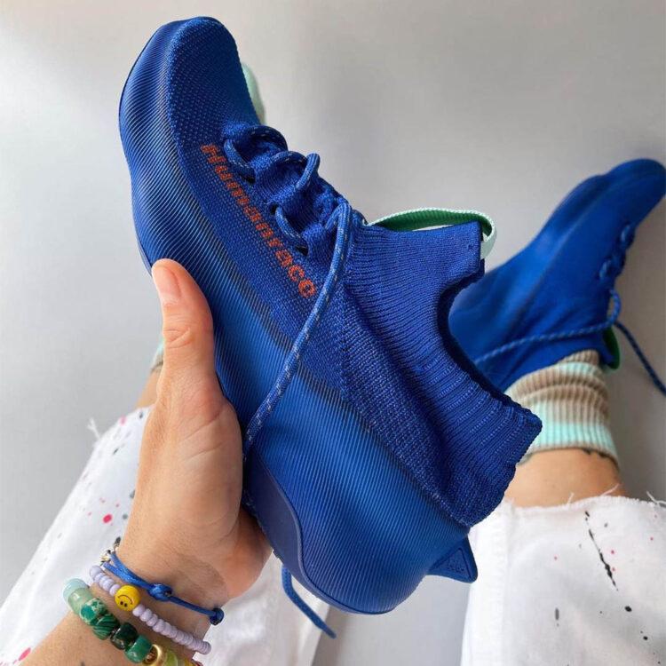 Pharrell x adidas Humanrace Sichona Blue