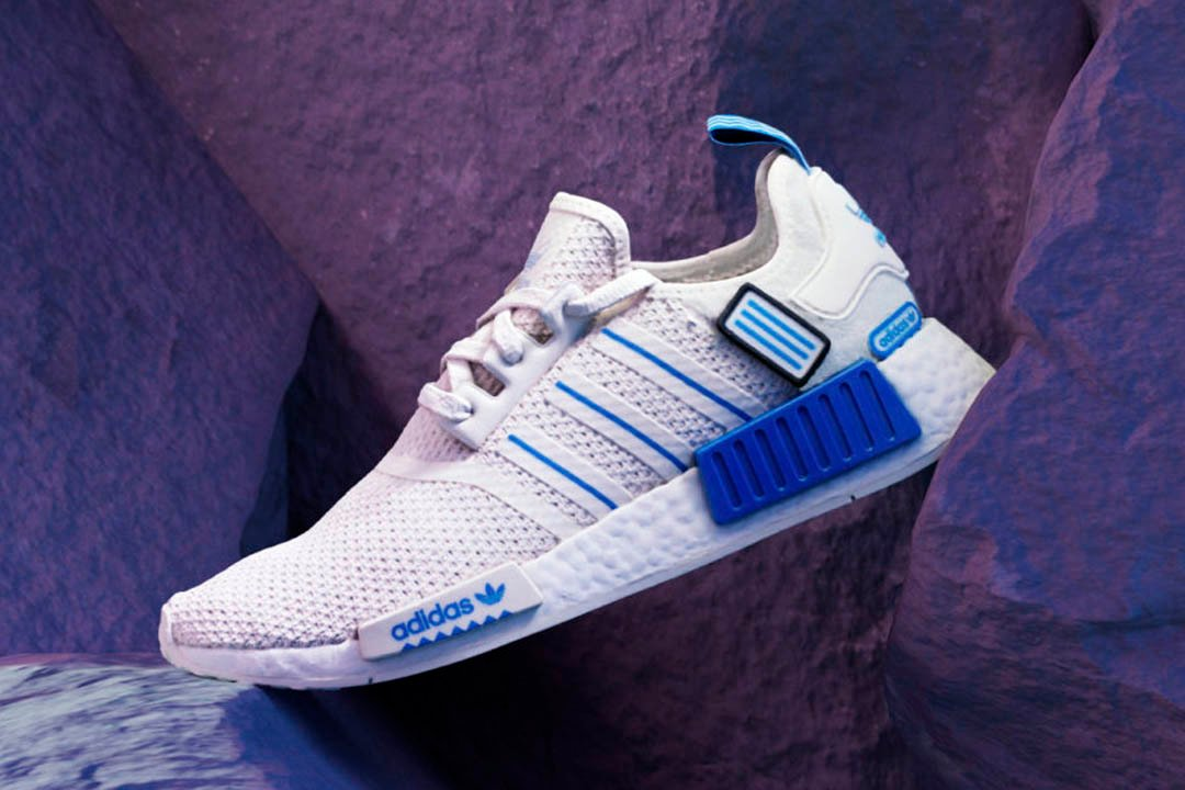 "adidas NMD R1 ""Blue Bird"" GX0999"