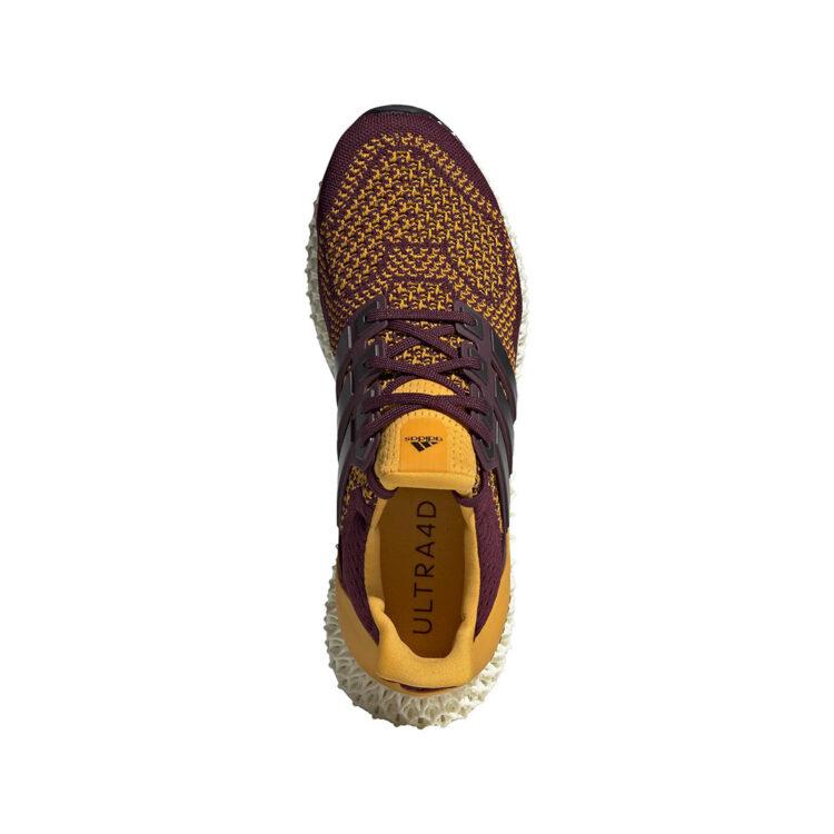 "adidas Ultra 4D ""Arizona State"" FY3960"