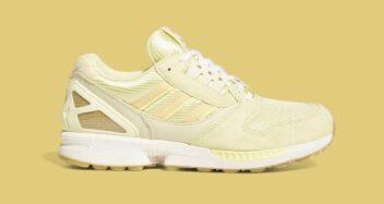 "adidas ZX 8000 ""Yellow Tint"" H02119"