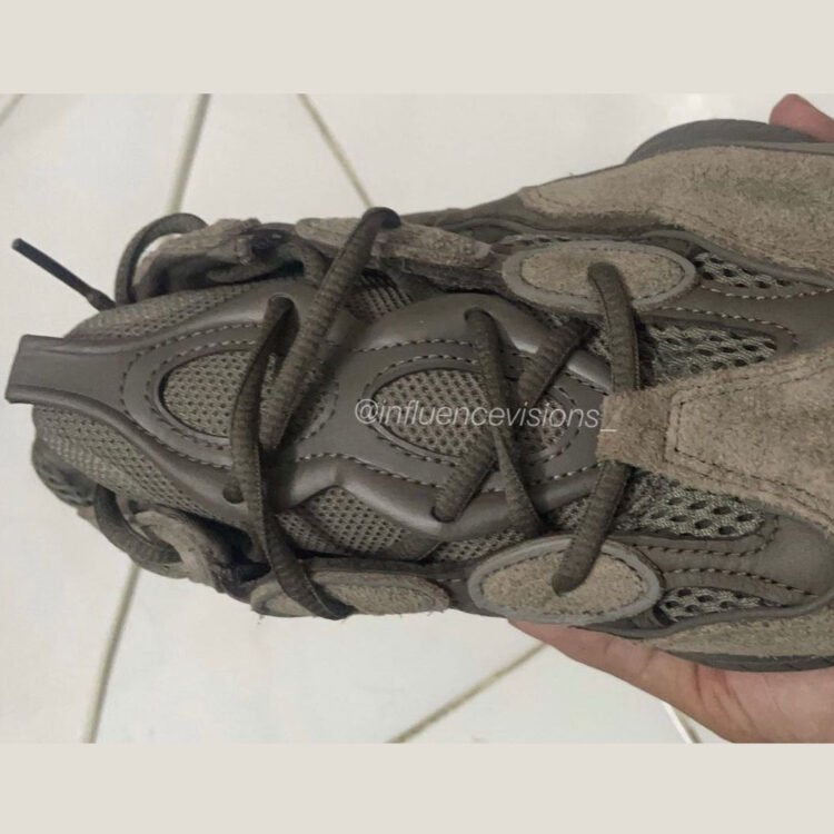 """adidas Yeezy 500 """"Brown Clay"""""""