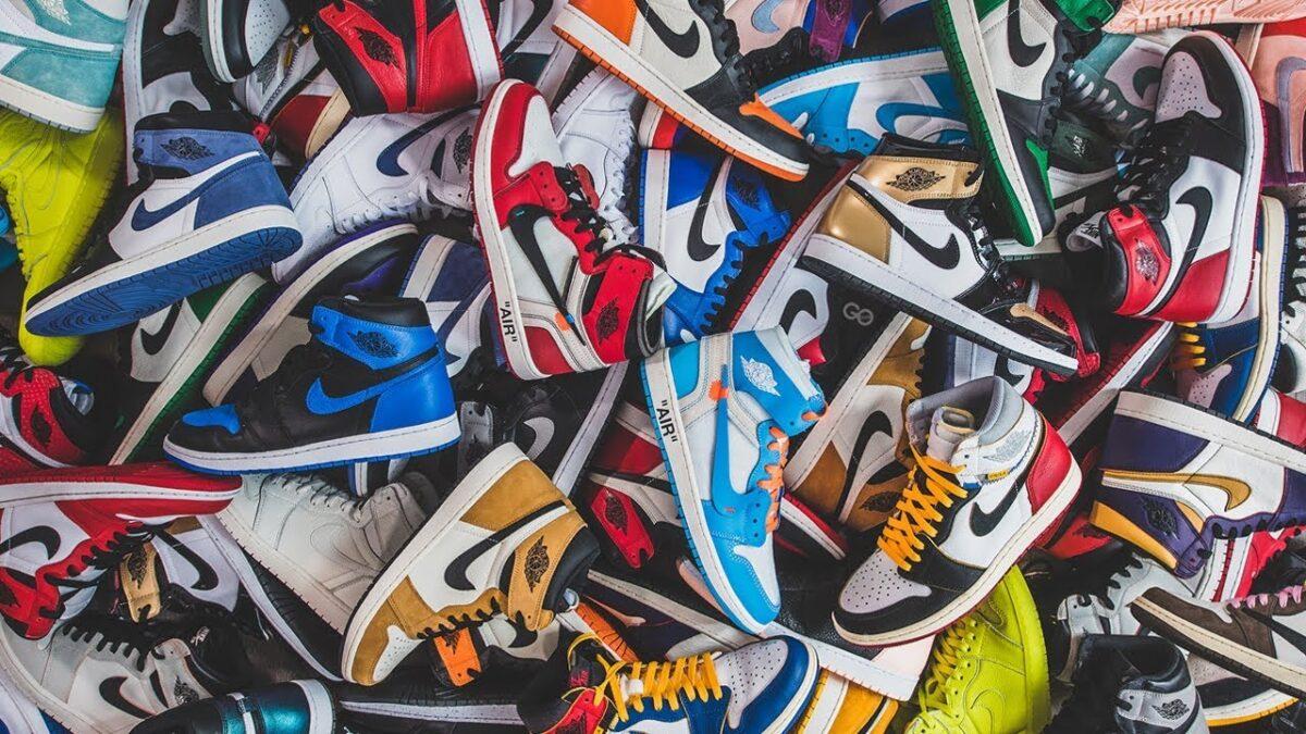 Air Jordan 1 release dates