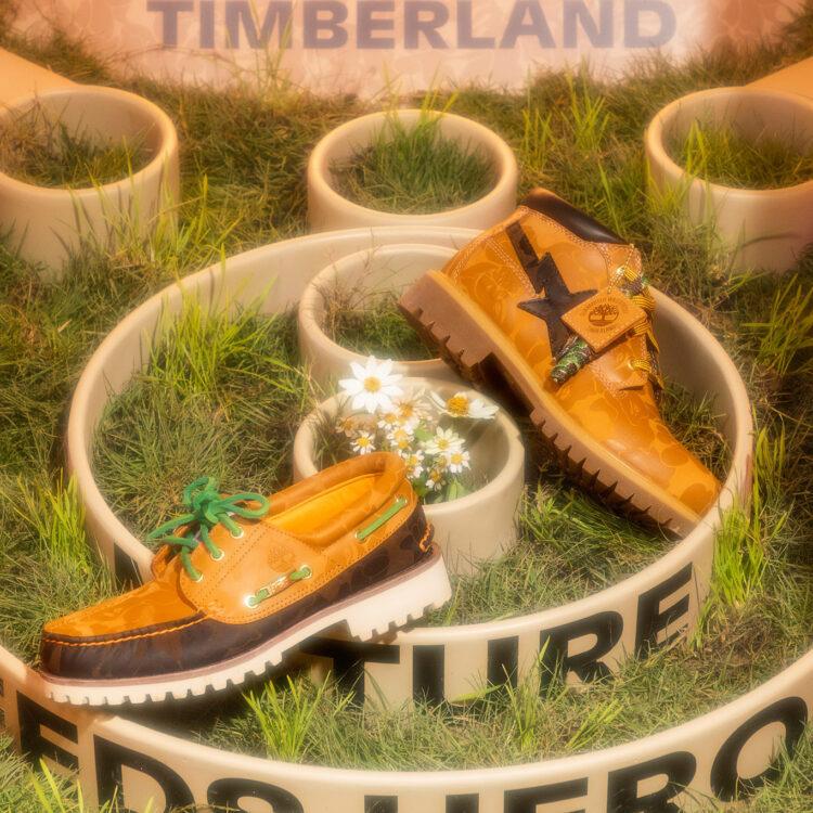 BAPE x Timberland