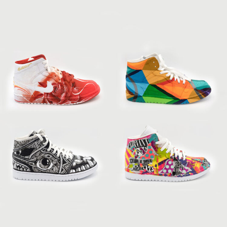 Galerie Sakura Sneakers Generation