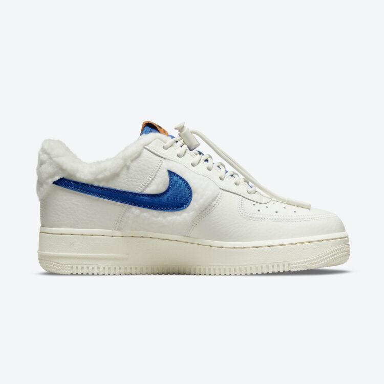 """Nike Air Force 1 Low """"Sherpa Fleece"""" DO6680-100"""