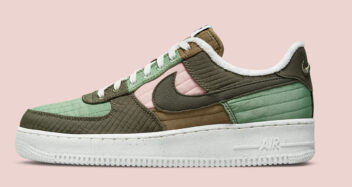 """Nike Air Force 1 Low """"Toasty"""" DC8744-300"""