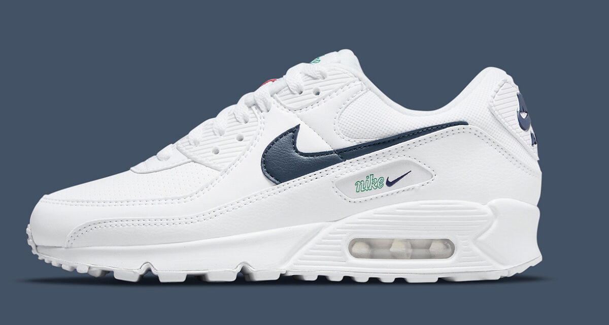 Nike Air Max 90 DH1316-101 Release Date  Nice Kicks