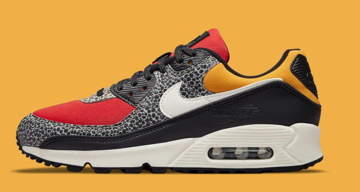 """Nike Air Max 90 SE """"Safari"""" DC9446-001"""