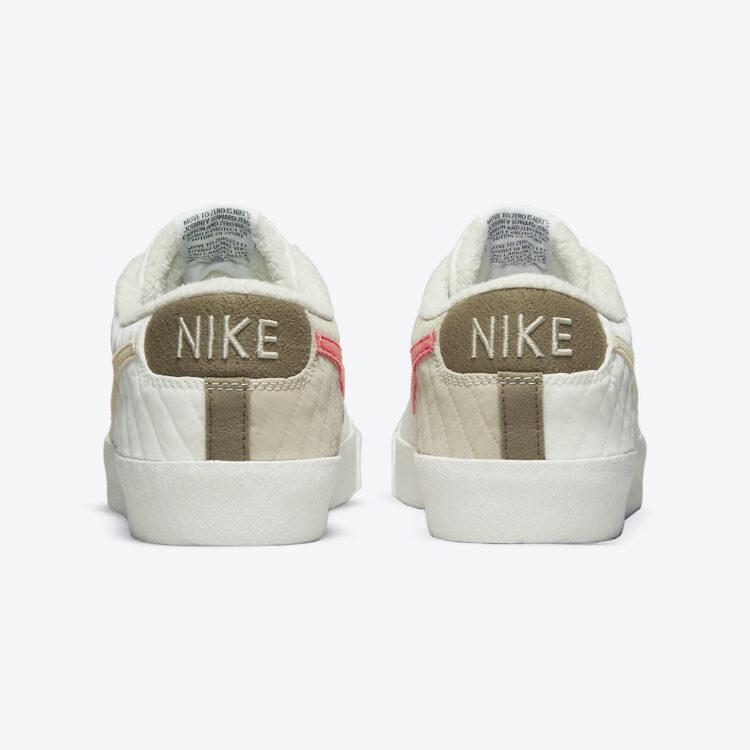 """Nike Blazer Low """"Toasty"""" DD8026-100"""