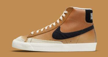 "Nike Blazer Mid '77 ""Mushroom"" DO6683-200"