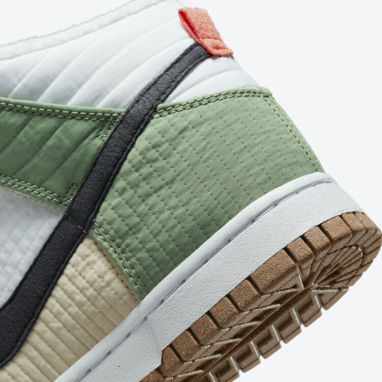 "Nike Dunk High ""Toasty"" DN9909-100"