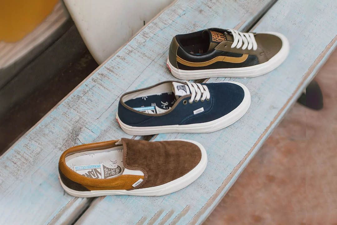 Thalia Surf x Vans collection