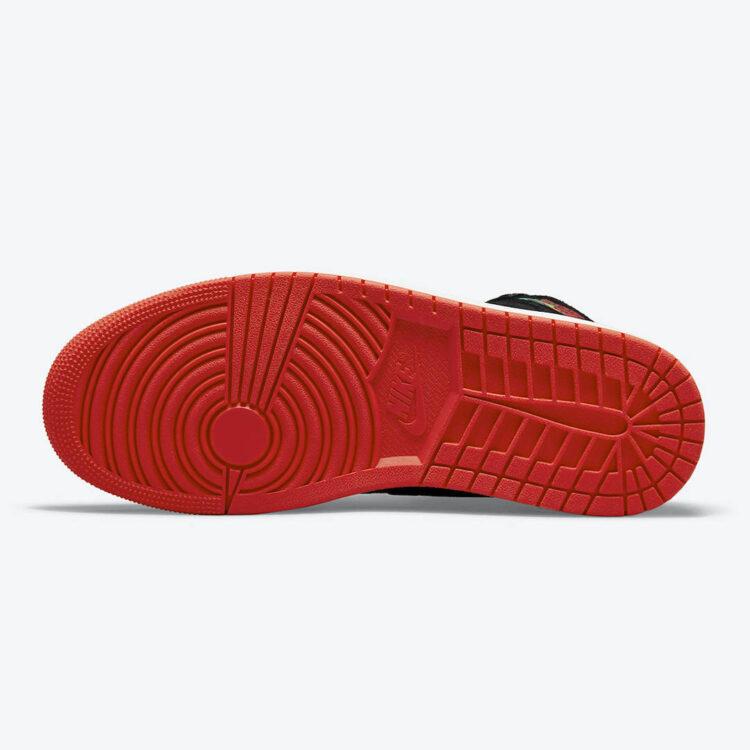 """Air Jordan 1 Mid """"Siempre Familia"""" DN4904-001"""