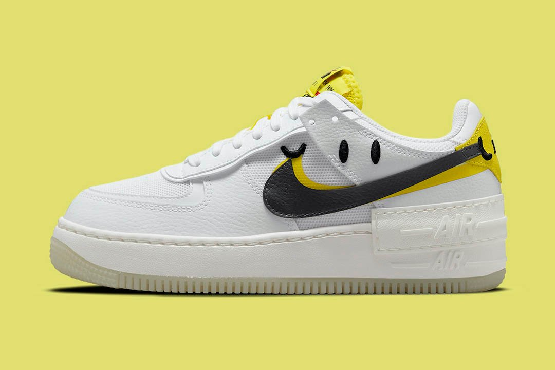 """Nike Air Force 1 Shadow """"Go The Extra Smile"""" DO5872-100"""