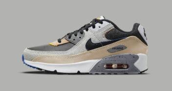 "Nike Air Max 90 GS ""Alter & Reveal"" DO6111-001"