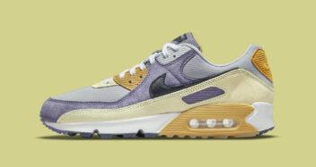 """Nike Air Max 90 NRG """"Lemon Drop"""" DC6083-500"""