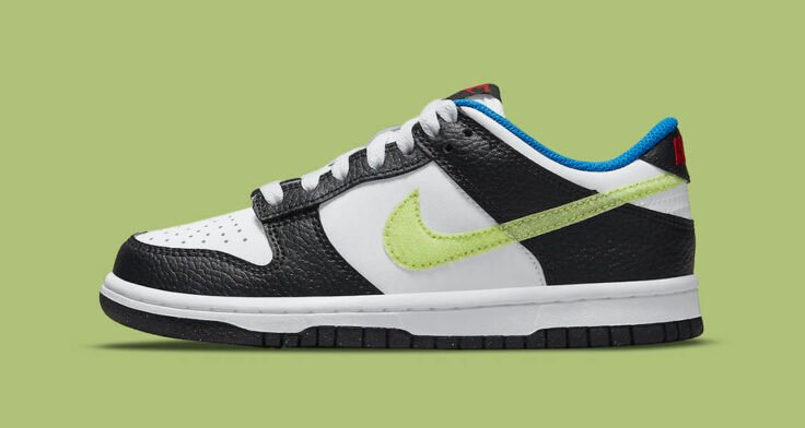 Nike Dunk Low GS DQ0977-100