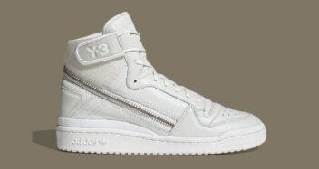 """adidas Y-3 Forum High """"Undyed"""" GY7909"""