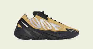 "adidas Yeezy Boost 700 MNVN ""Honey Flux"""
