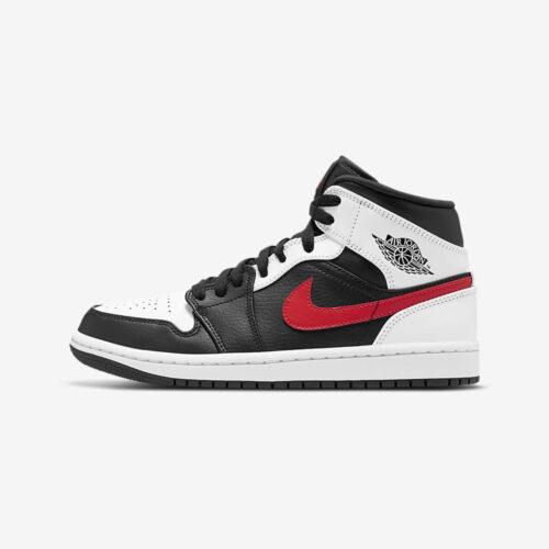 Air Jordan 1 Mid Chile Red 554724-075