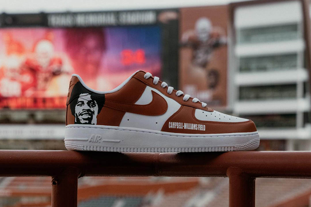 Campbell-Williams Field Air Force 1 Nard Got Sole