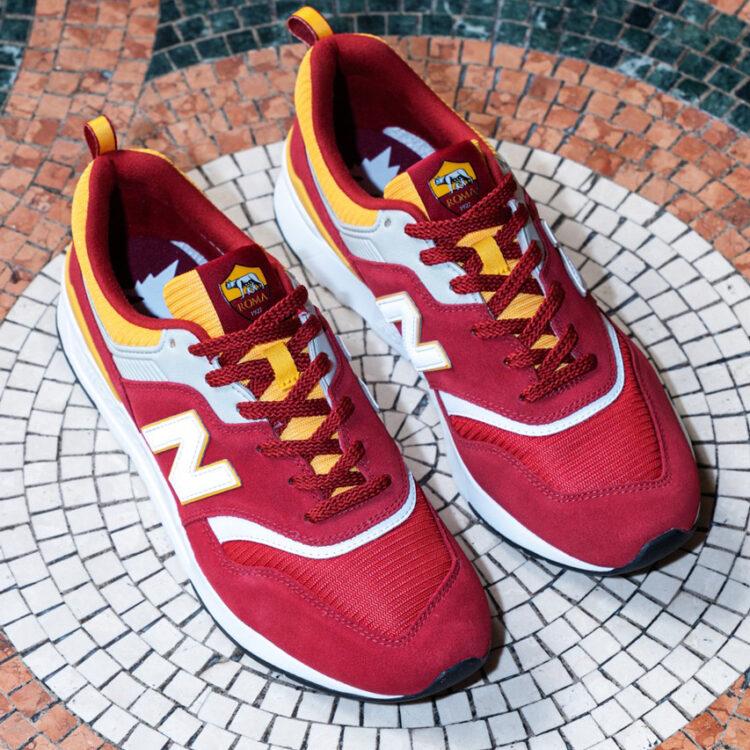 "New Balance 997H ""AS Roma"""