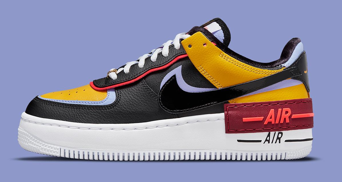 "Nike Air Force 1 Shadow ""Sisterhood"" DO6114-700"